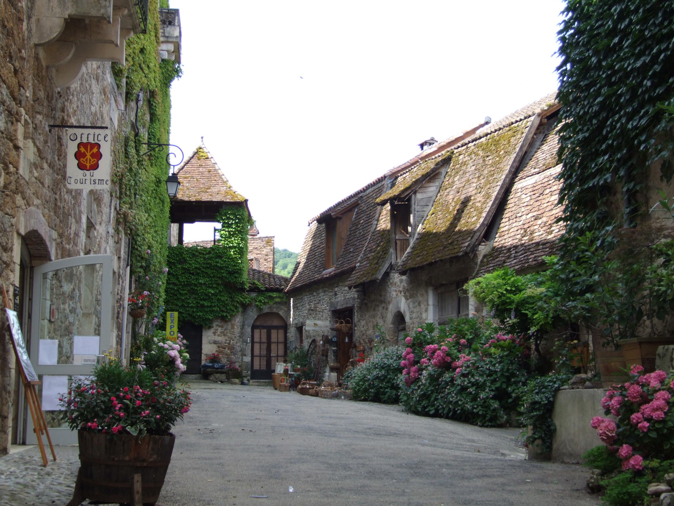 тона плитки французские деревушки фото даже разрешает