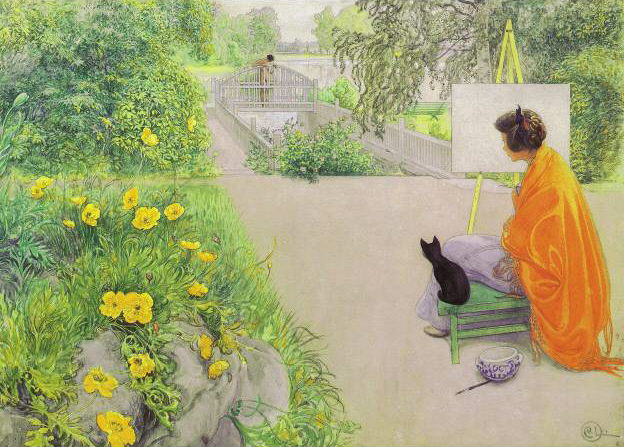 File:Carl Larsson The Bridge 1912.jpg - Wikimedia Commons