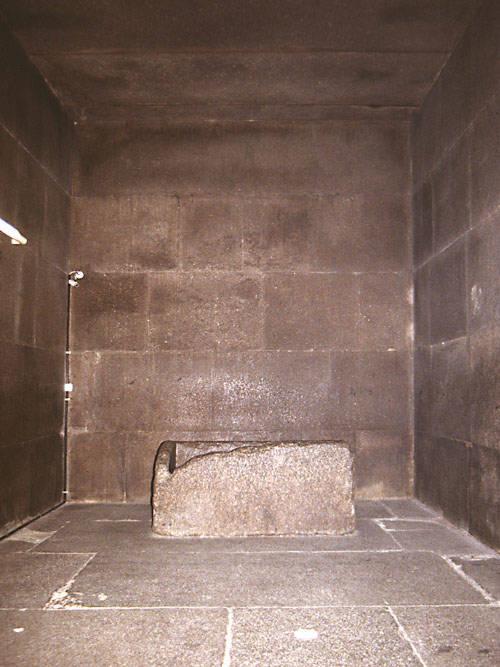 Zeichen der Endzeit - Seite 6 Chambre-roi-grande-pyramide