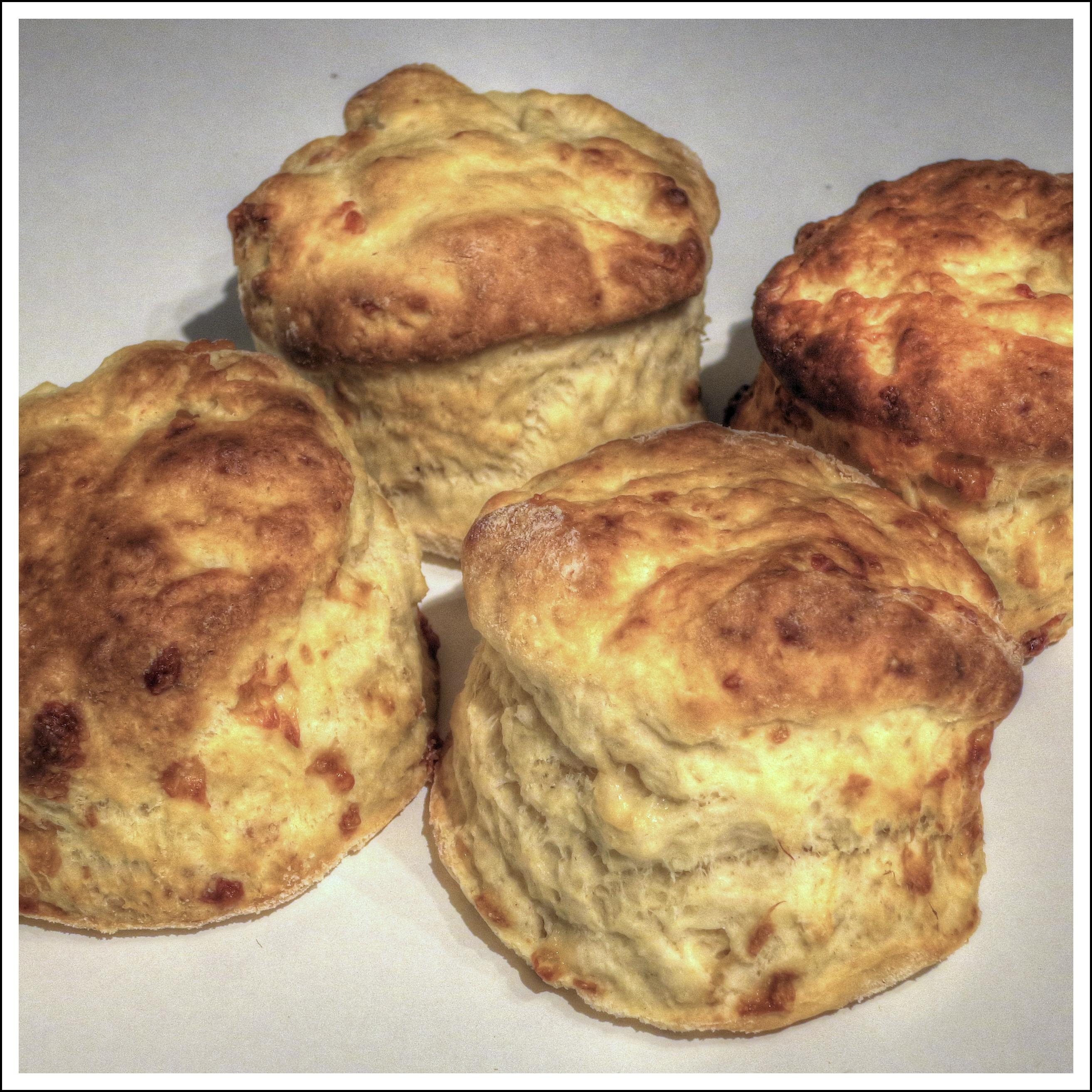 Cheese scones, mmmmmmm!