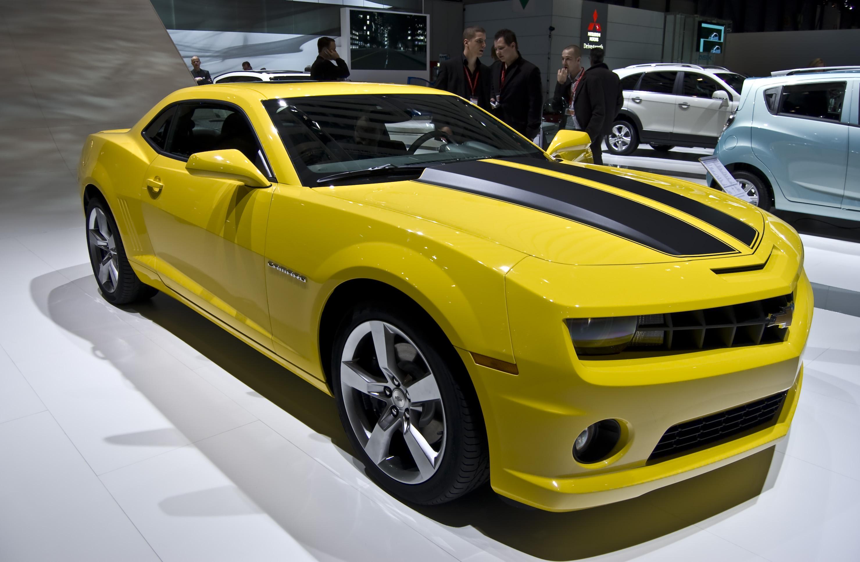 File Chevrolet Camaro Flickr David Villarreal