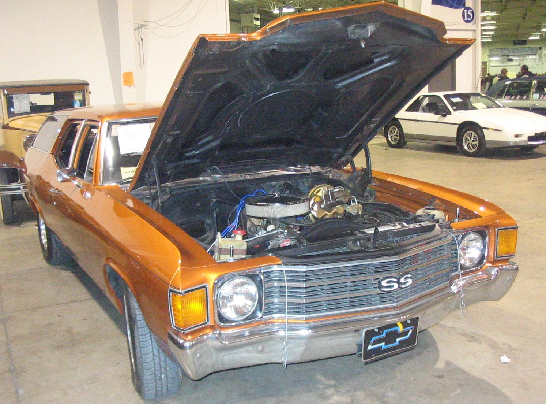 File:Chevrolet Chevelle SS Wagon (Toronto Spring \'12 Classic Car ...