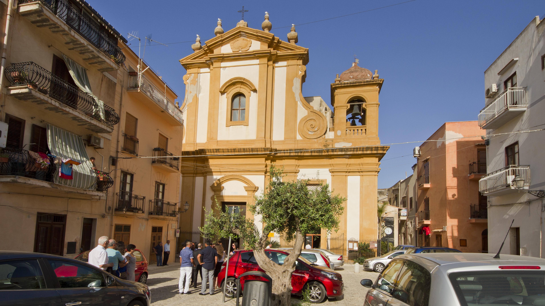 Chiesa Maria SS, Del Soccorso chiesa madre - panoramio.jpg