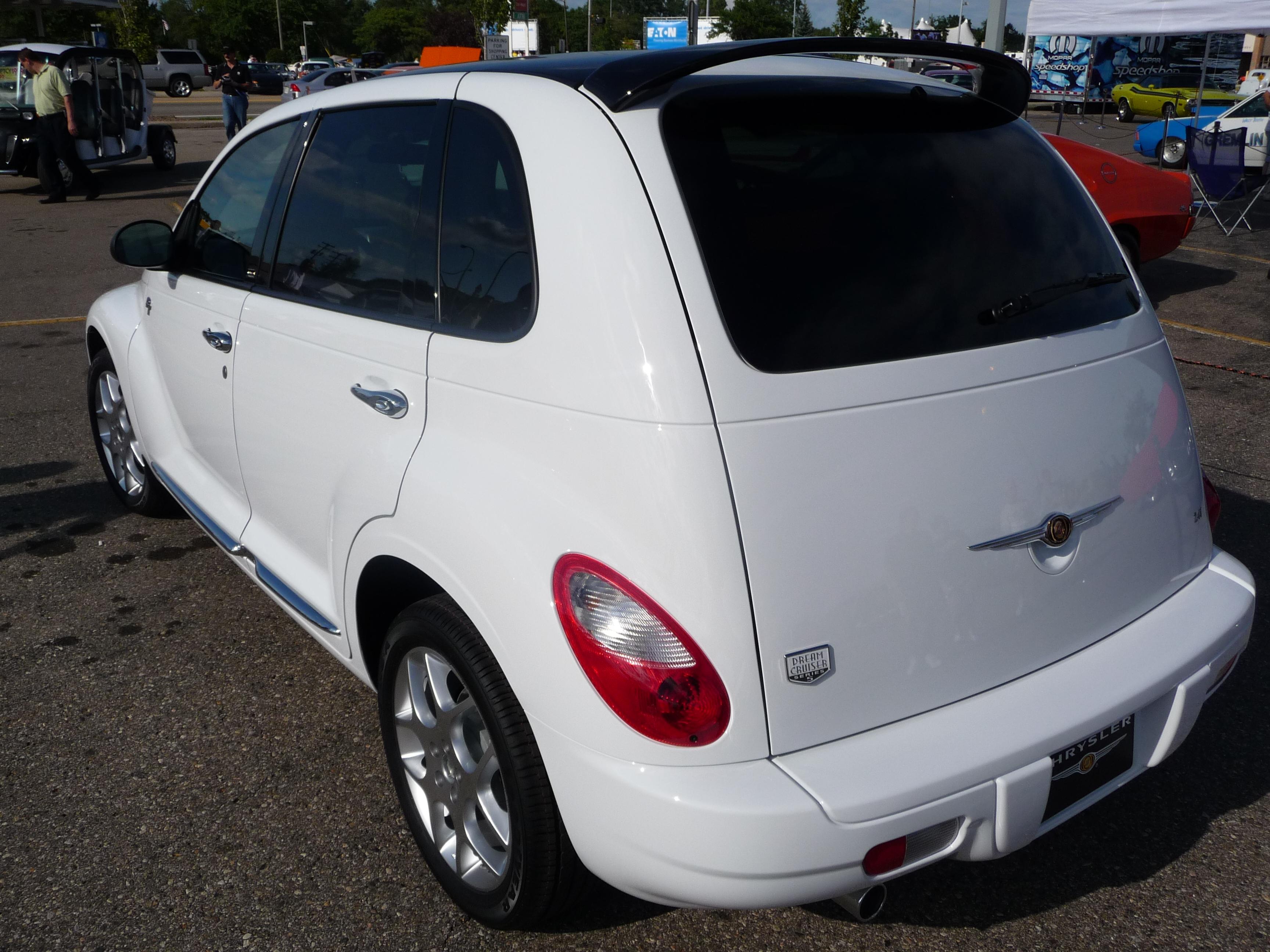 Chrysler White Paint