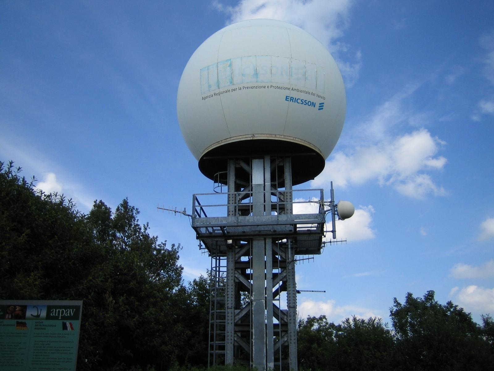 Pulse-Doppler radar