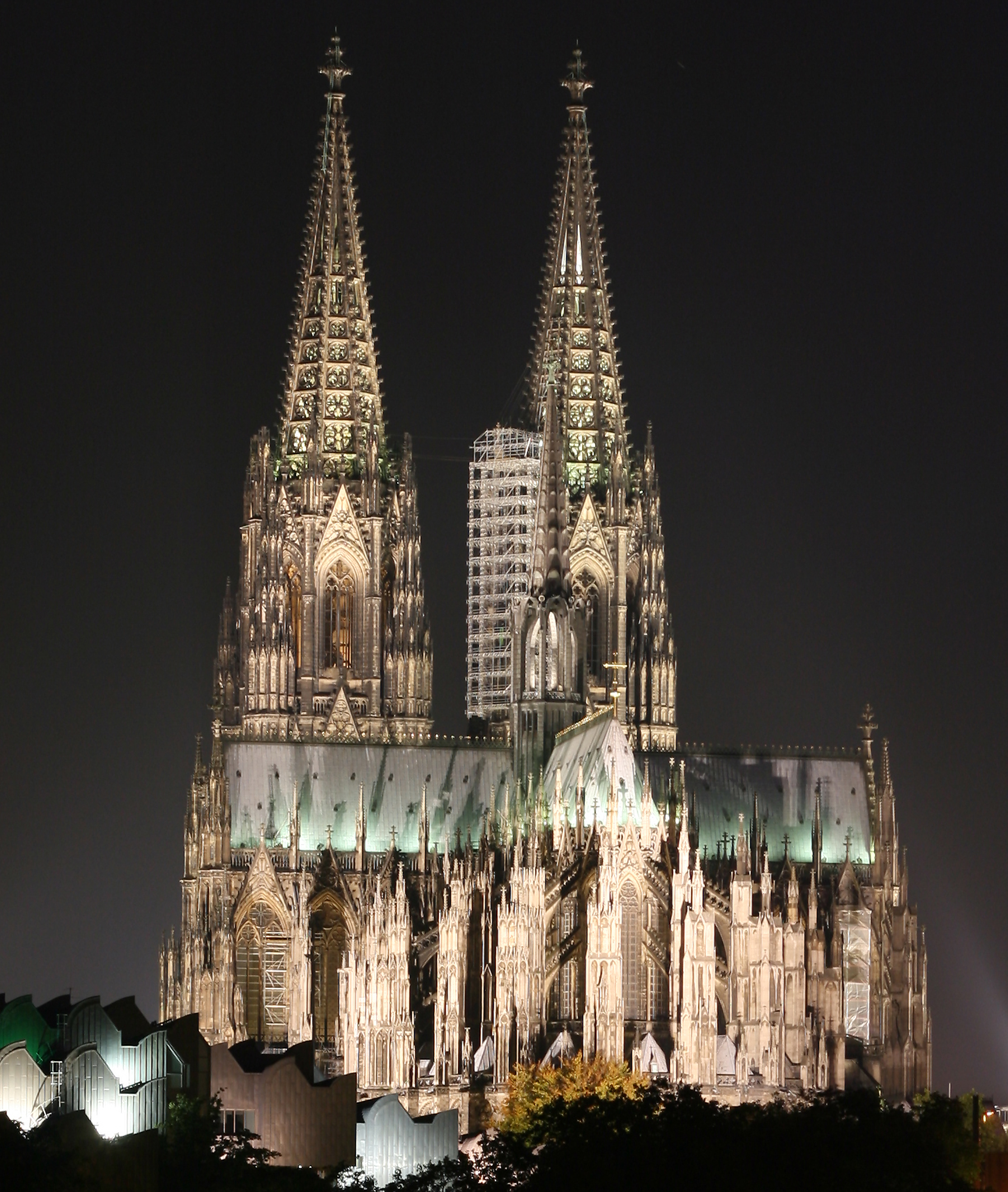 List of cathedrals in Germany - Wikipedia