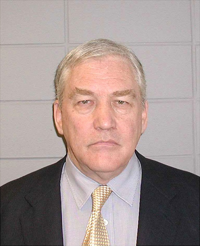 Lord Conrad Black of Crossharbour