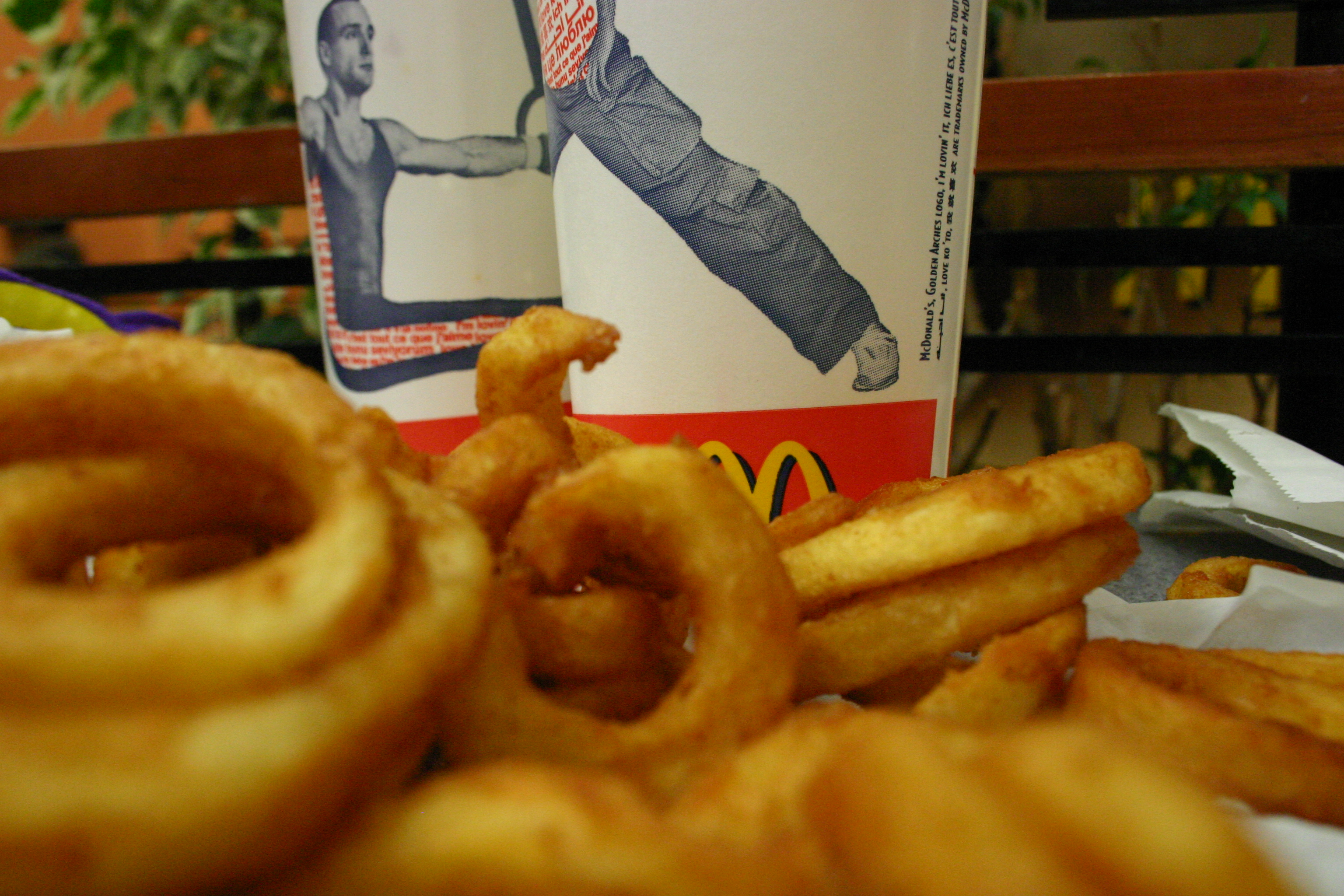 Would You Want Curly Fries At McDonald s