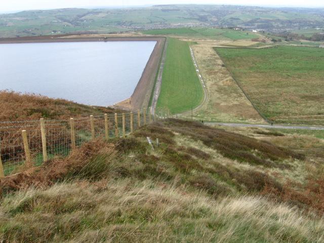 Deer Hill Reservoir - geograph.org.uk - 1562827