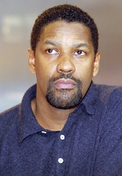 Washington in February 2000, at the Berlinale film festival. - Denzel Washington