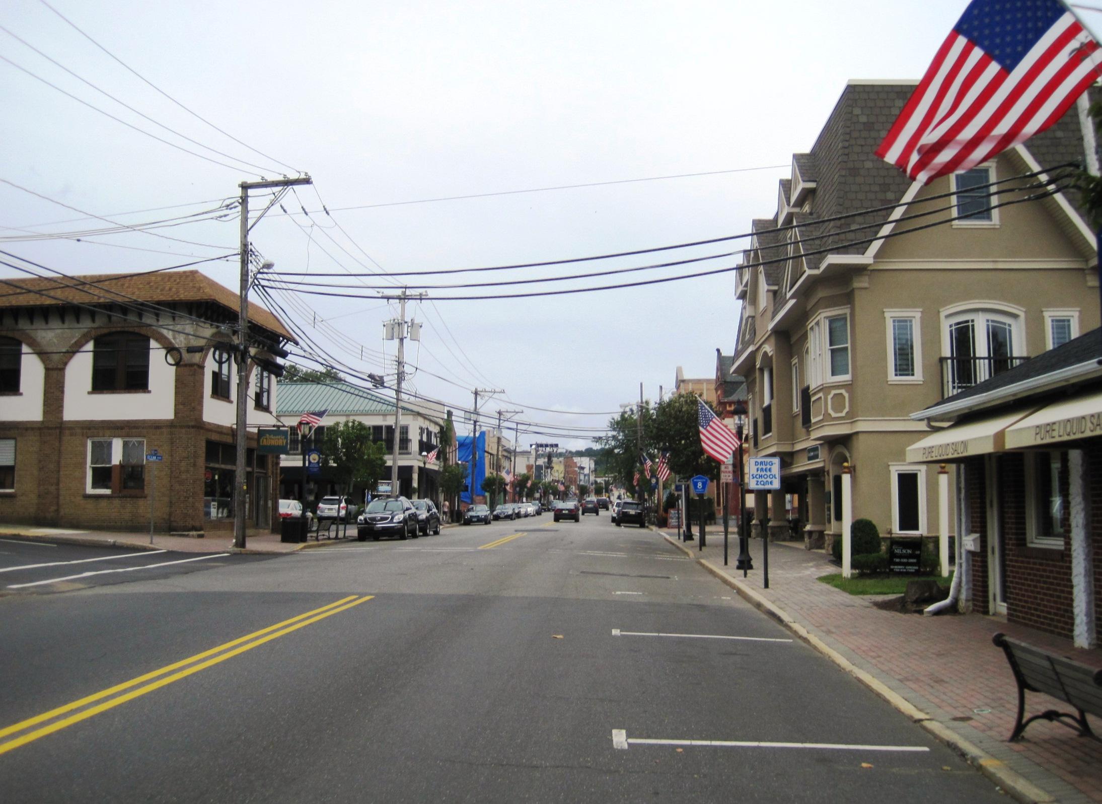 Atlantic City Jersey Shore Boardwalk