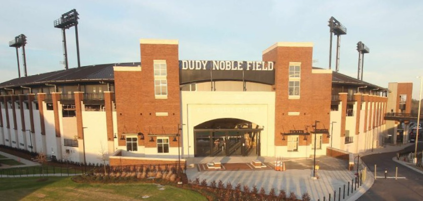 Ms State University >> Dudy Noble Field, Polk–DeMent Stadium - Wikipedia
