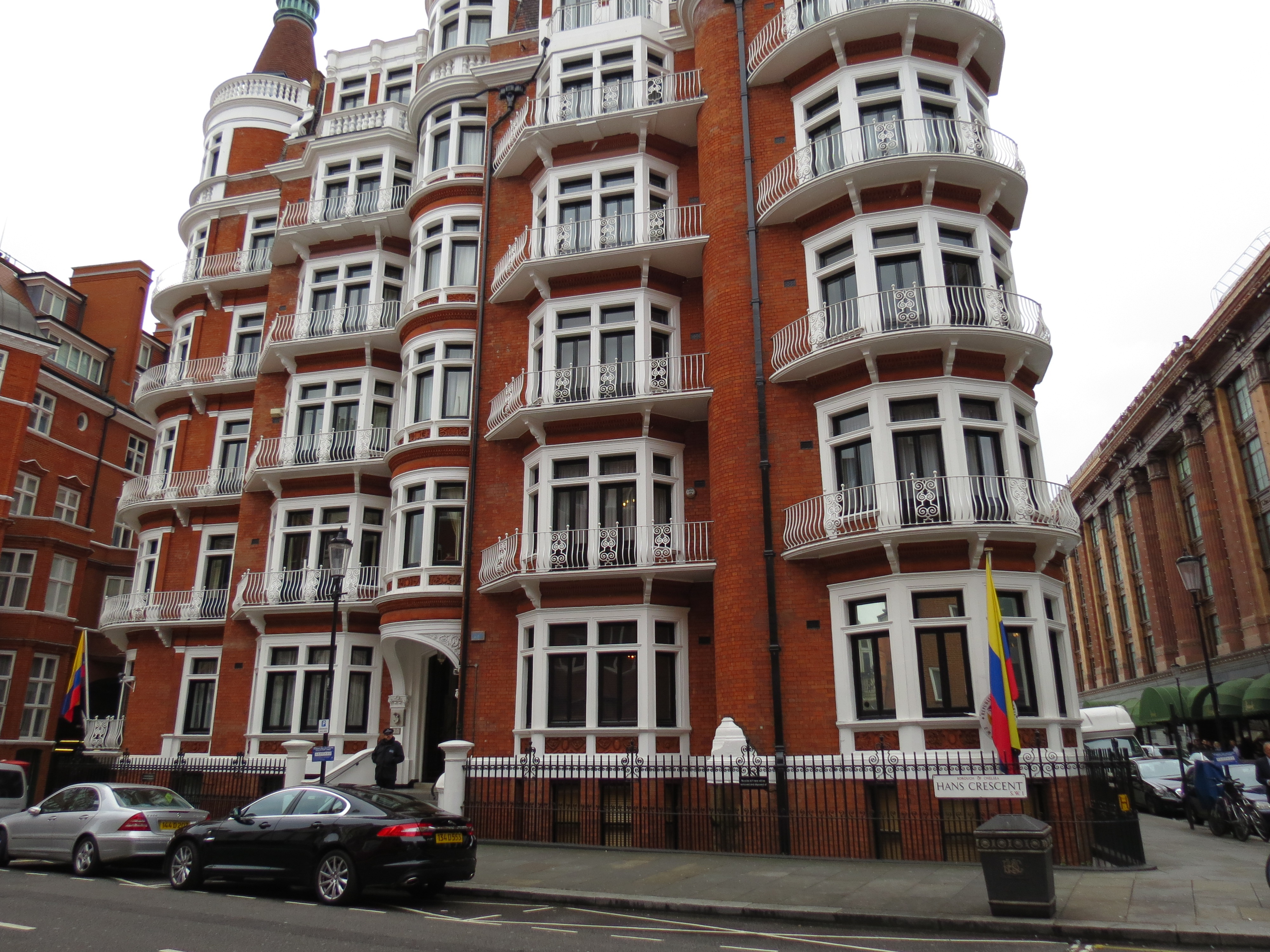 Embassy of Colombia, London - Wikipedia