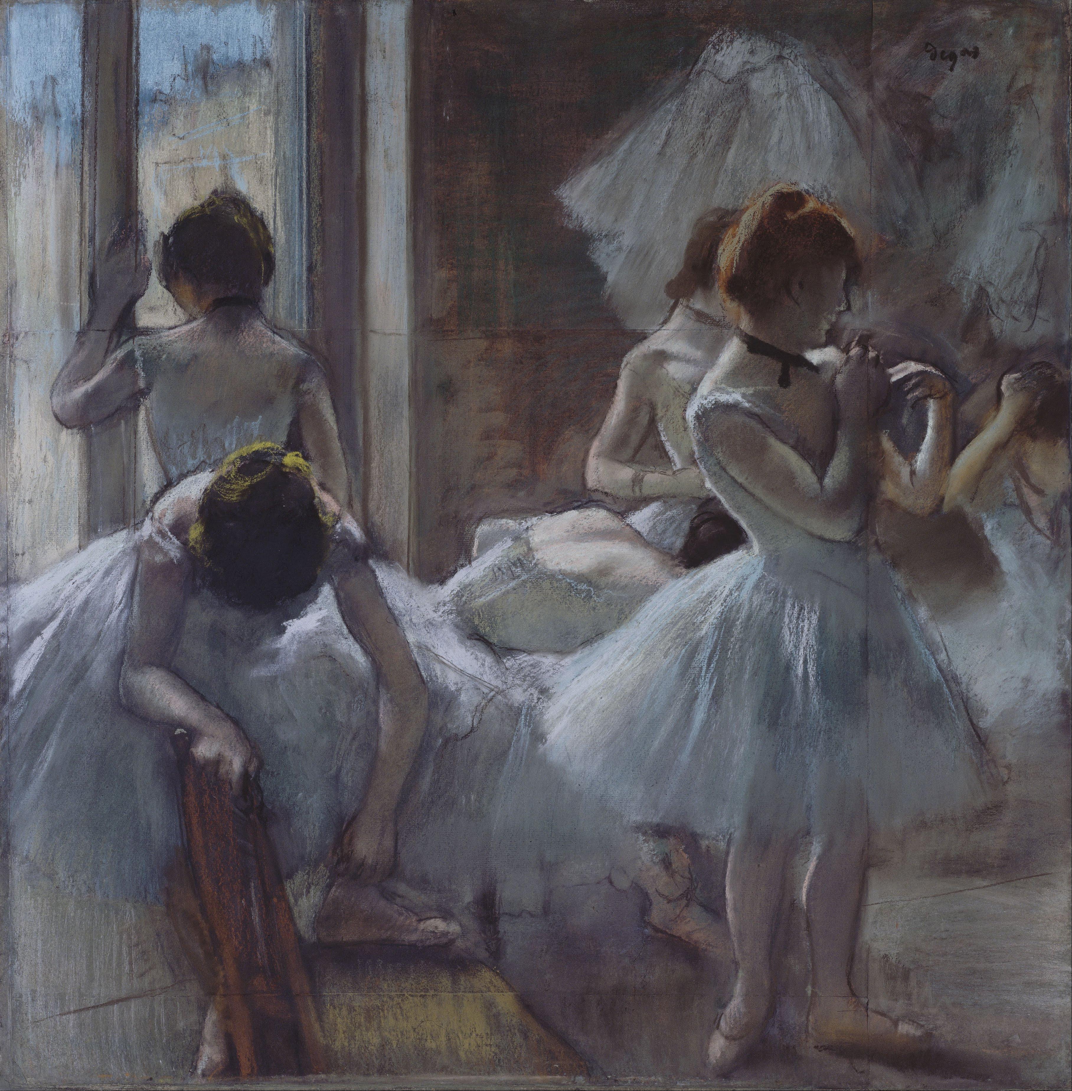 File:Edgar Degas - Dancers - Google Art Project (484111 ...