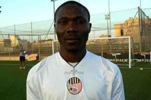 Alfred Effiong Nigerian-born Maltese footballer