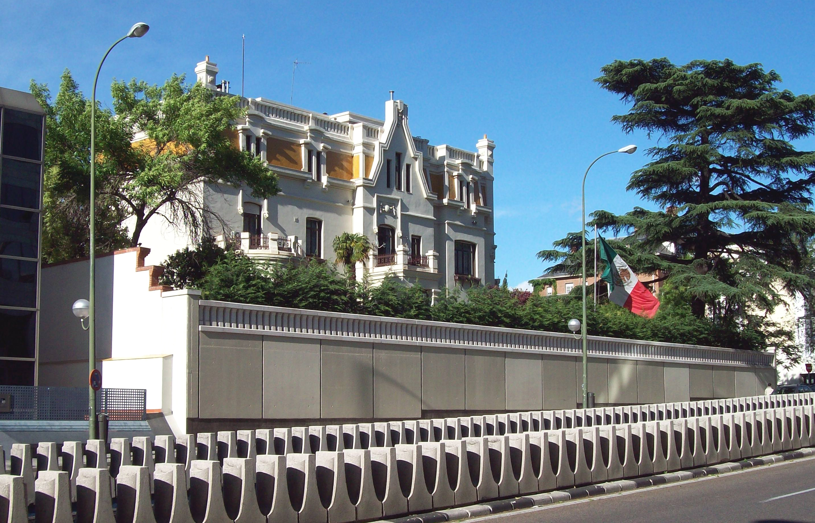 Archivo embajada de m xico en madrid espa a - Embaja de espana ...
