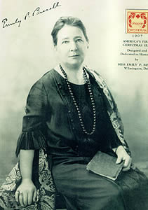 1907 Portrait of Emily Bissell