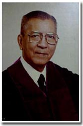 Enrique Fernando 13th Chief Justice of the Supreme Court of the Philippines