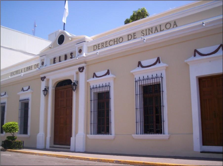 Image result for imágenes de la escuela libre de derecho de sinaloa en Culiacán