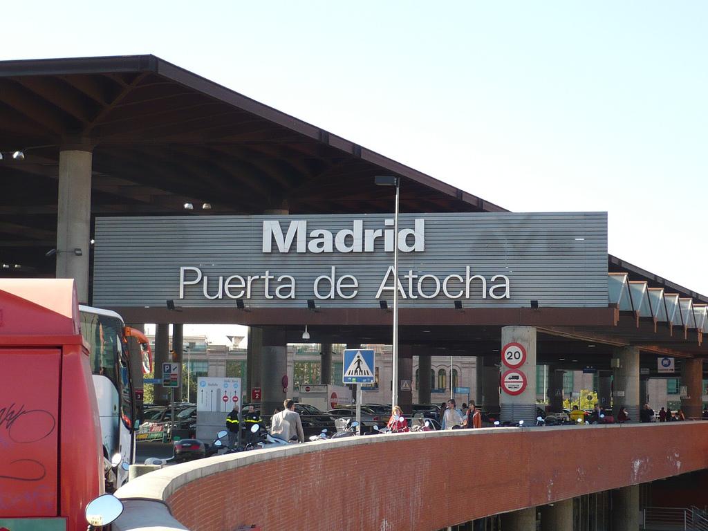 Archivo Estaci N De Atocha Madrid Wikipedia La