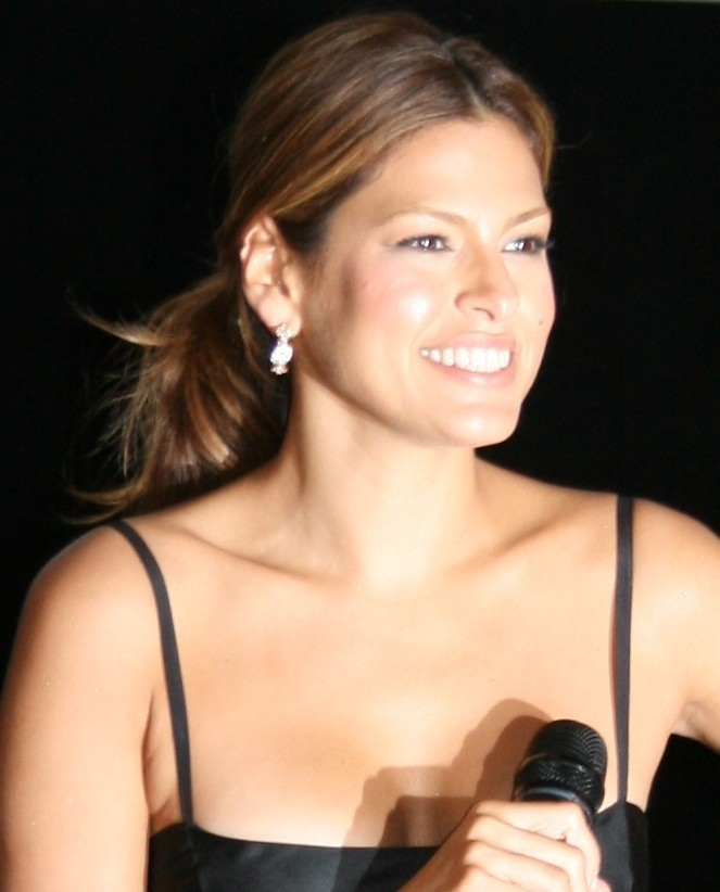 Fine Eva Mendes Wikipedia A Enciclopedia Livre Hairstyles For Men Maxibearus