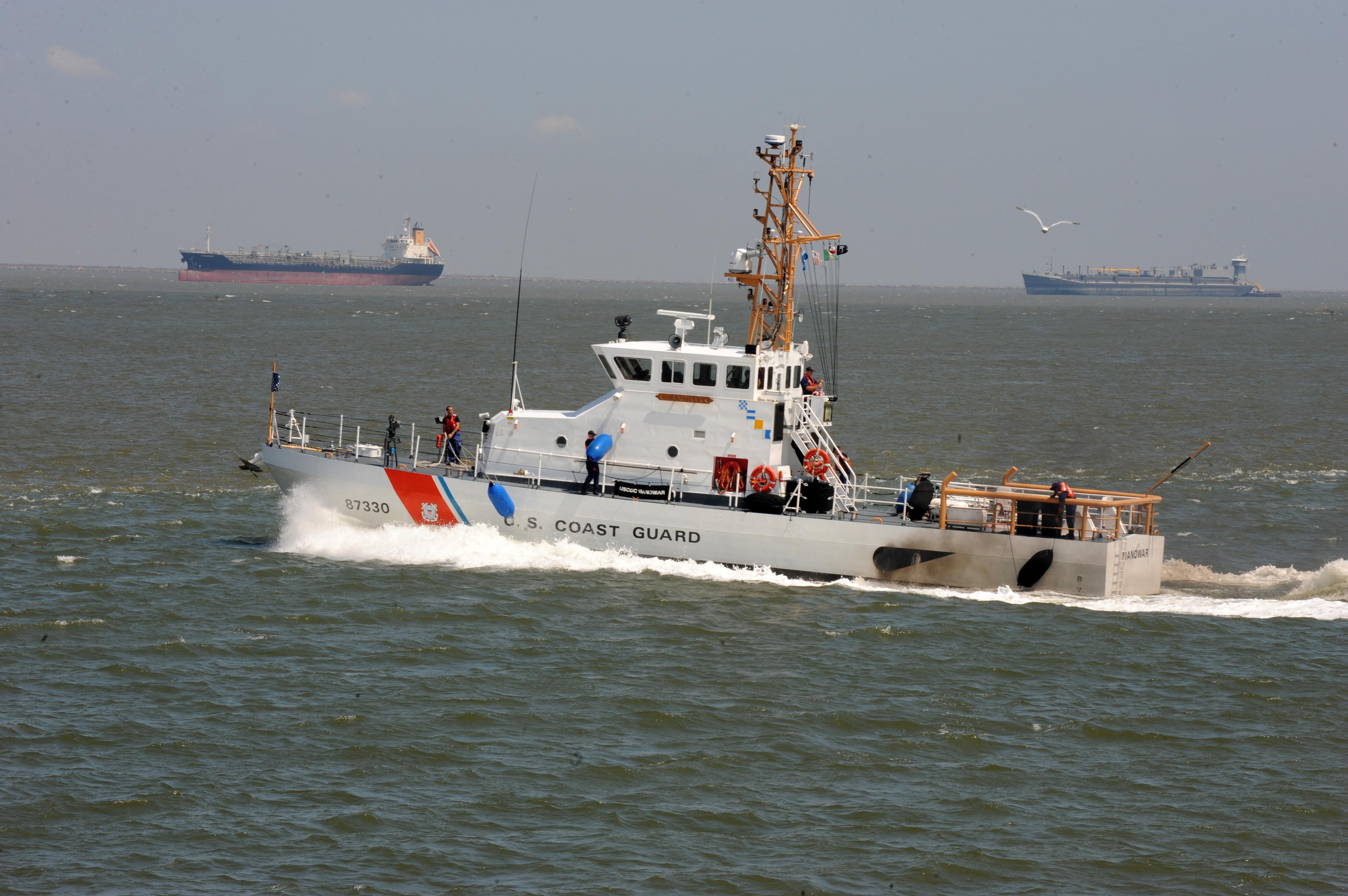 Us coast guard studies boat traffic in proposed wind farm areas