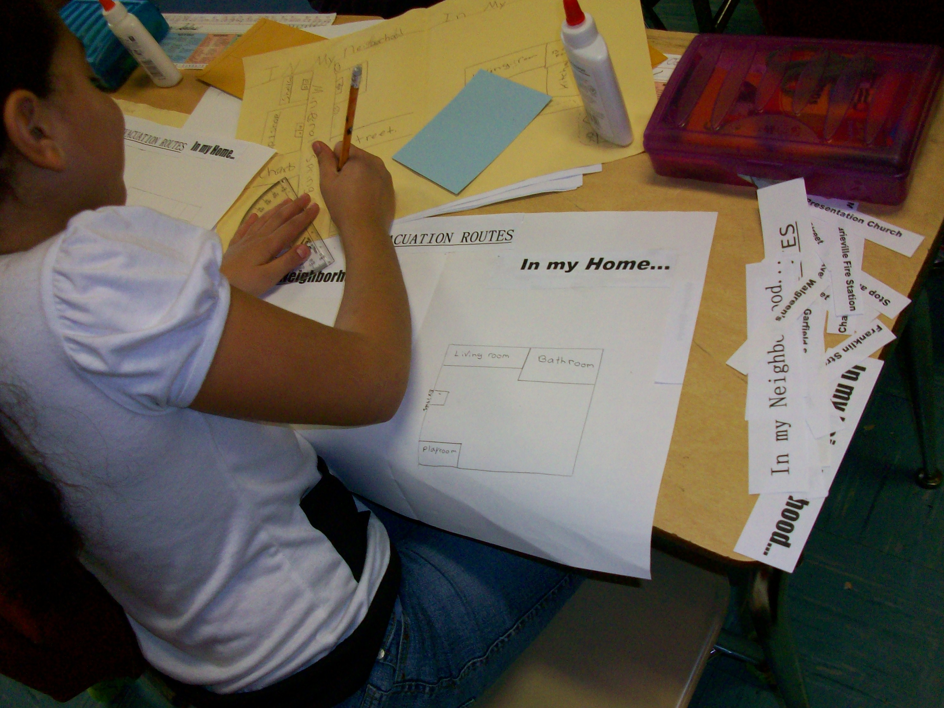 file fema 40001 student working on step class assignment jpg