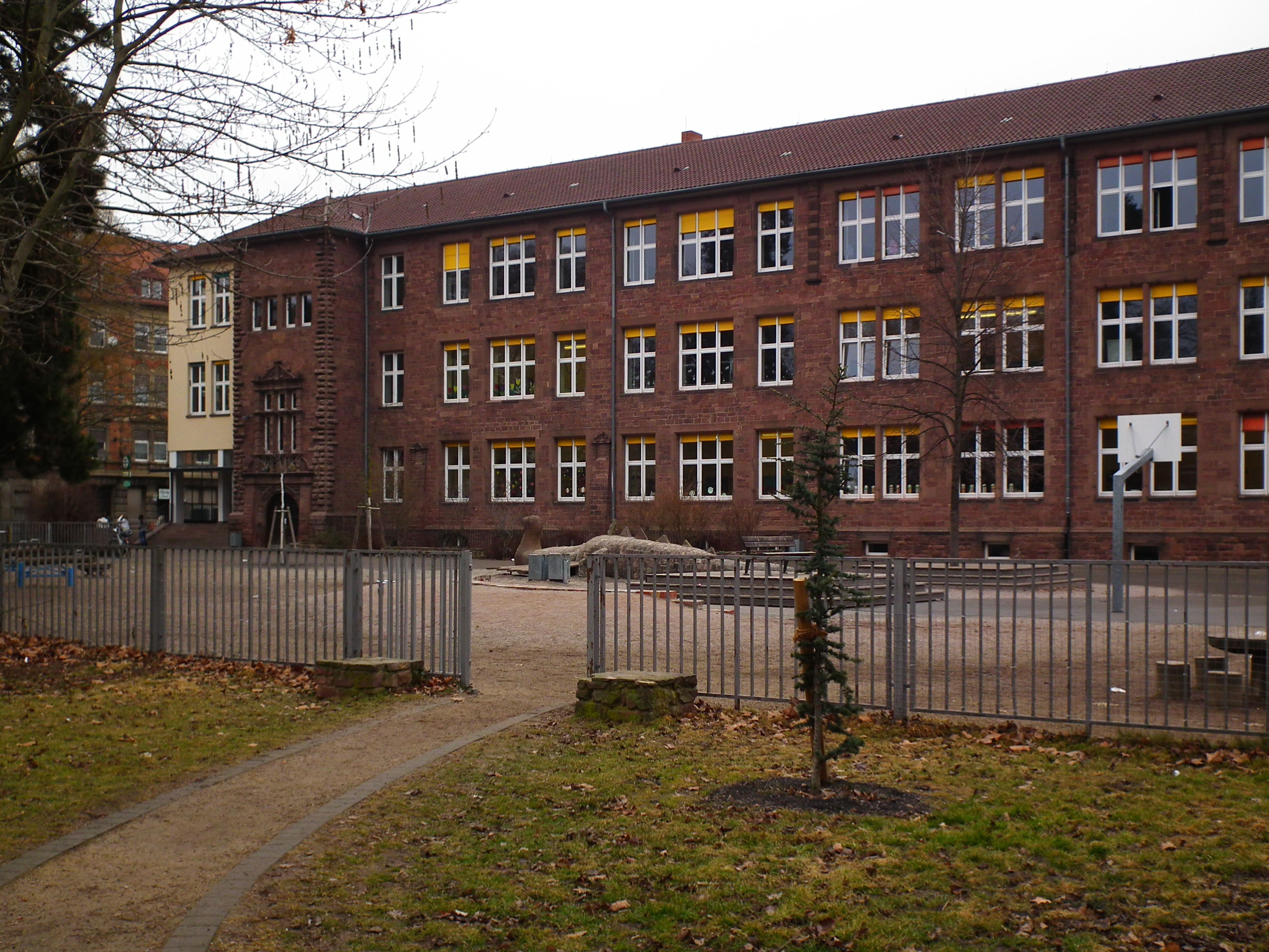 Schillerschule Karlsruhe