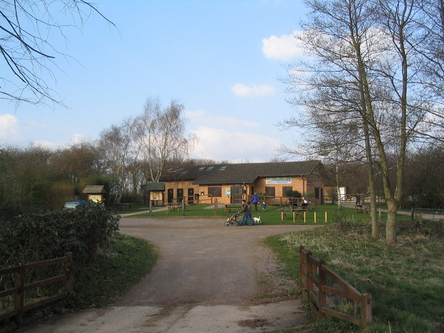 Fermyn Wood Country Park office - geograph.org.uk - 378205