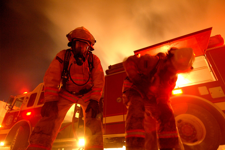 Sapeur pompier professionnel