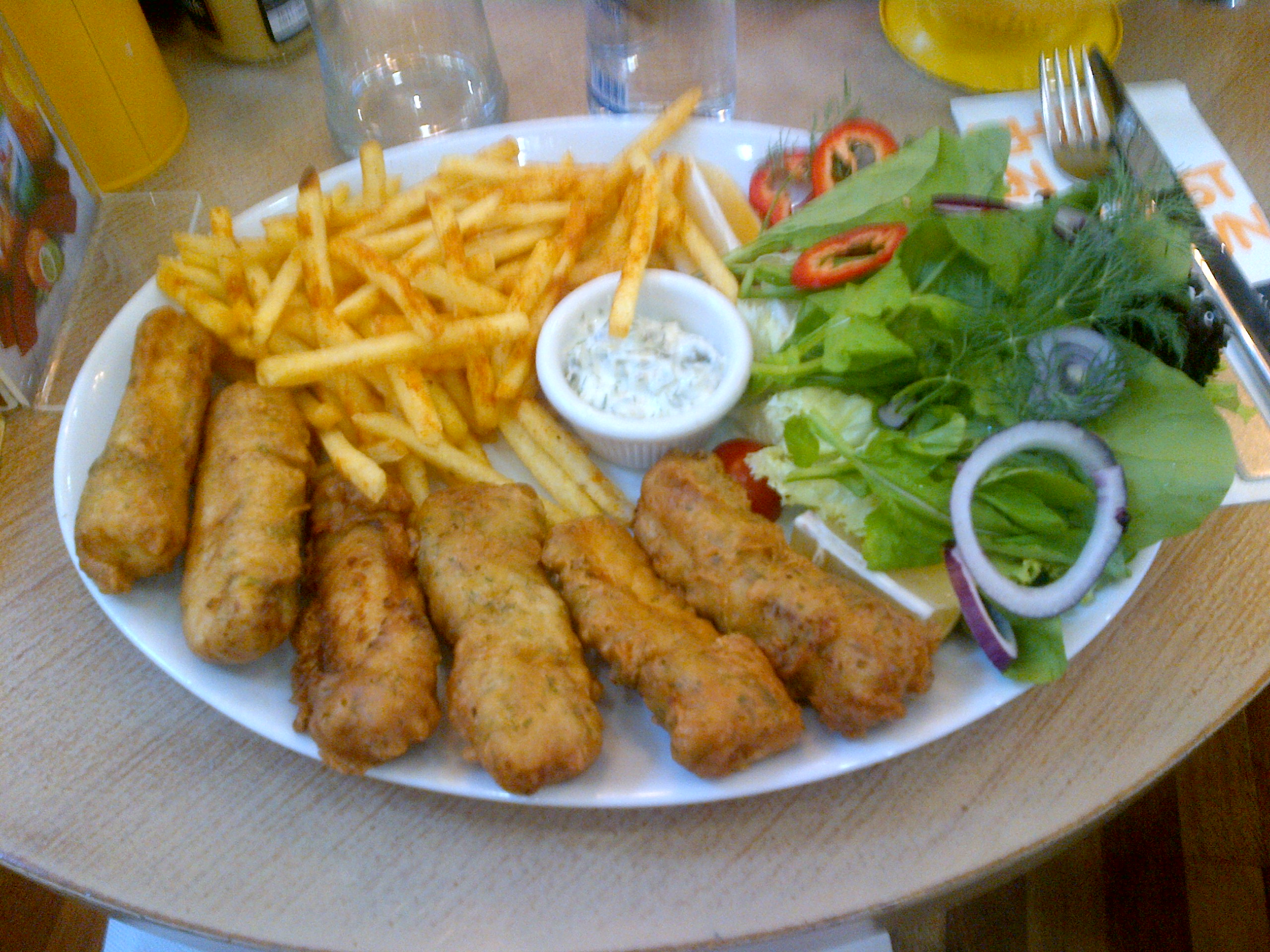 Turkey Frying Times Chart: Fish and chips in Turkey.jpg - Wikimedia Commons,Chart