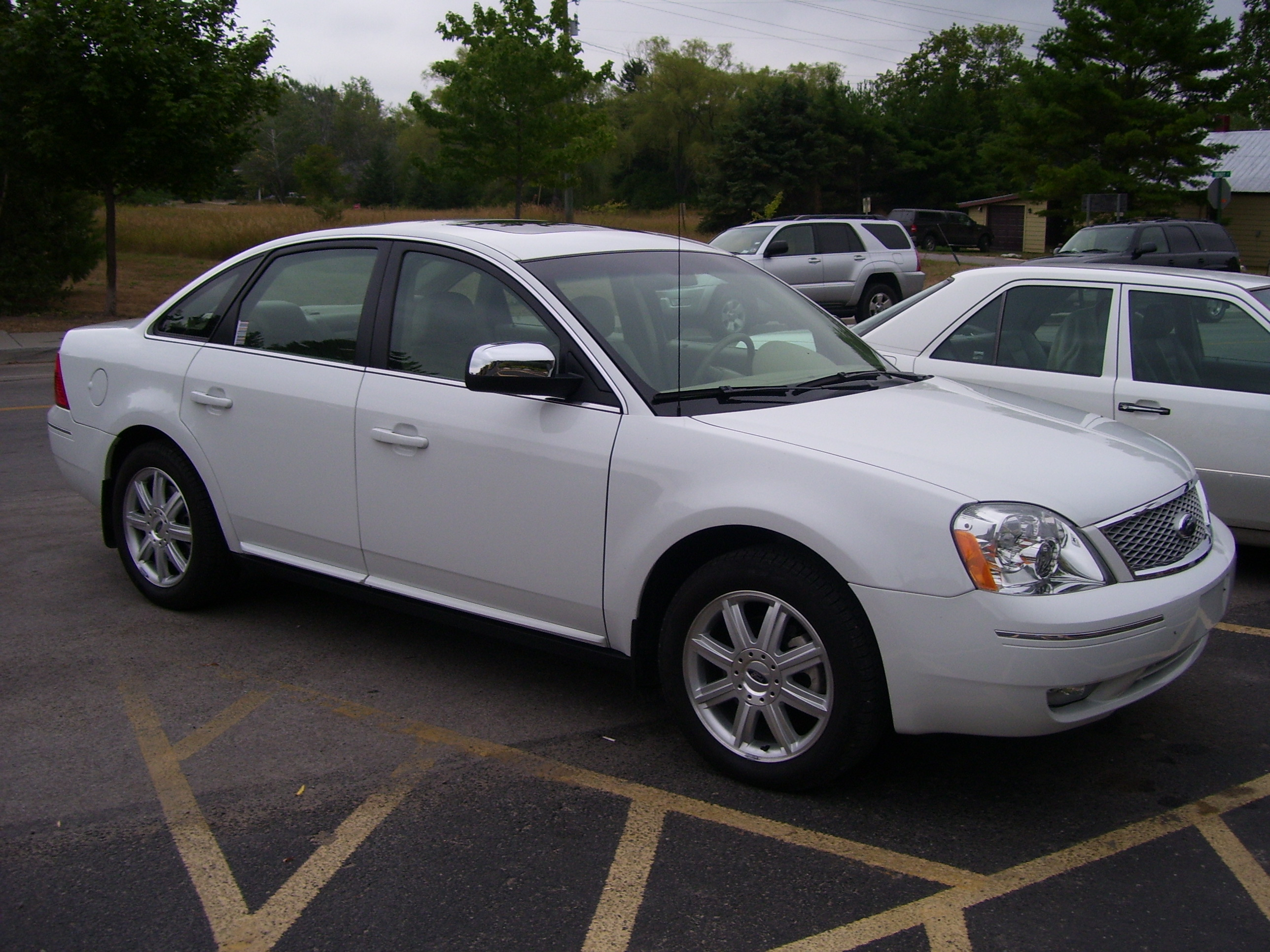 file ford five hundred wikimedia commons. Cars Review. Best American Auto & Cars Review
