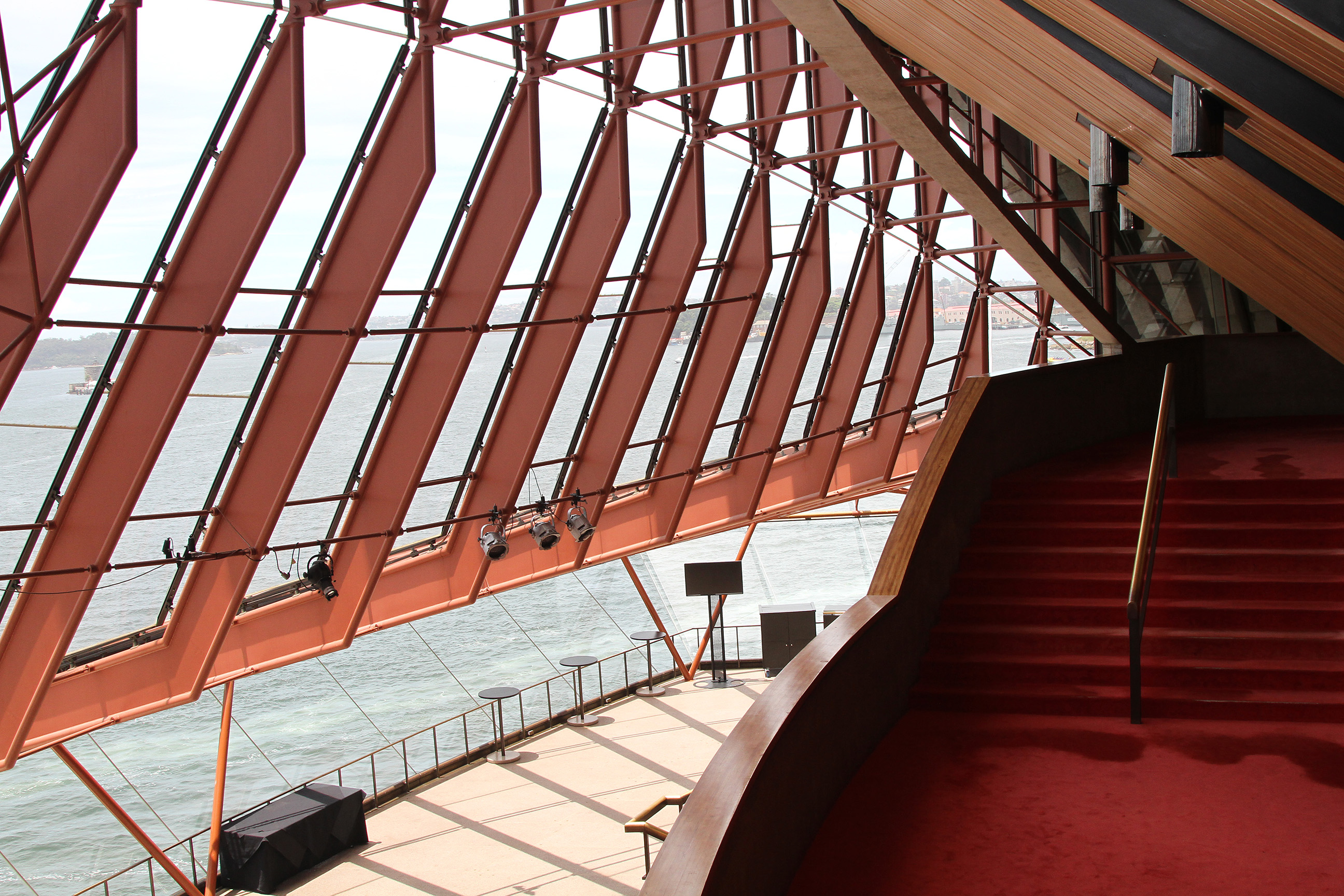Opera House Foyer : File foyer of opera theatre sydney house jjron