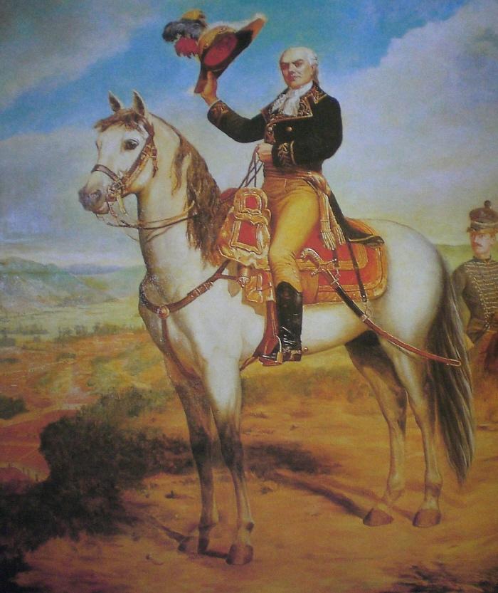 Francisco de Miranda - Emilio Mauri