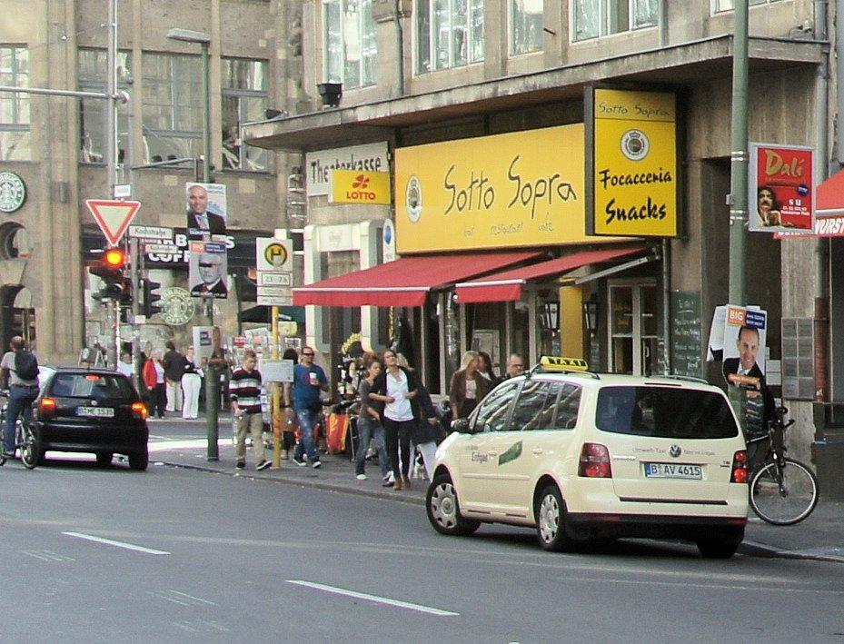 Cafe Sopra  Danks Street Waterloo