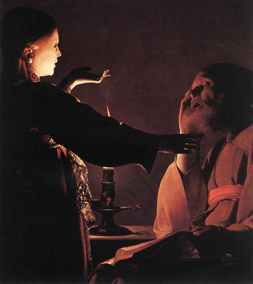 Georges de La Tour - The Dream of St Joseph - WGA12344.jpg