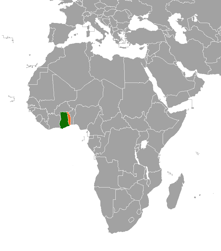 Diplomatic relations between the Republic of Ghana and the Togolese Republic