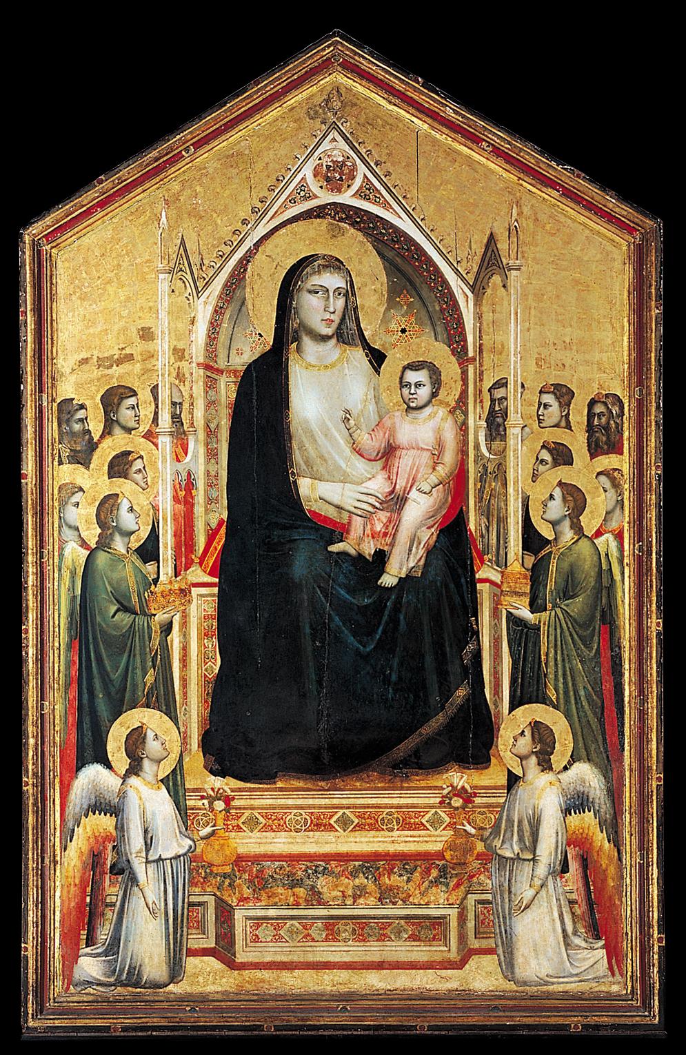 Ognissanti-Madonna (Giotto di Bondone)