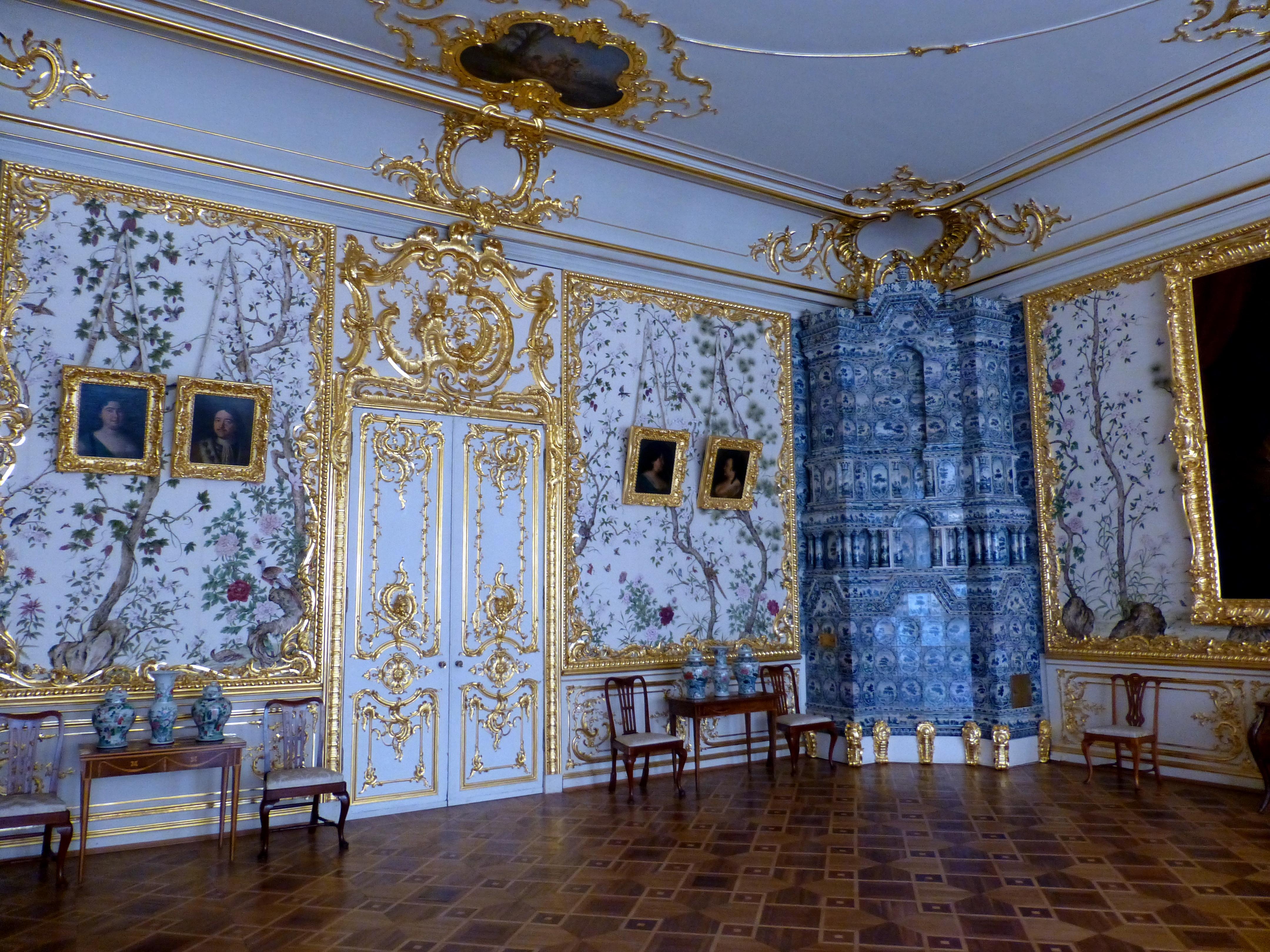 строится комнаты в екатерининском дворце картинки пути замечаем красивое