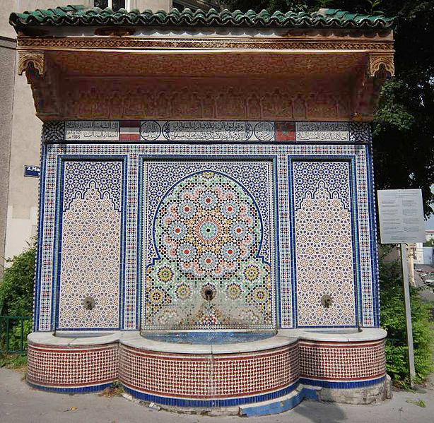 Marokkanerbrunnen - Quelle: Wikipedia