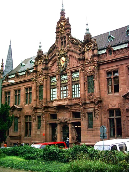 image of Heidelberg University