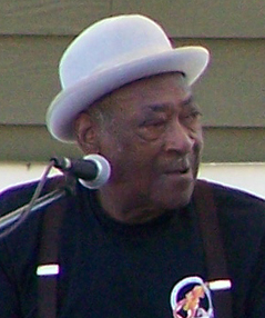 Henry Gray (musician) American blues piano player and singer