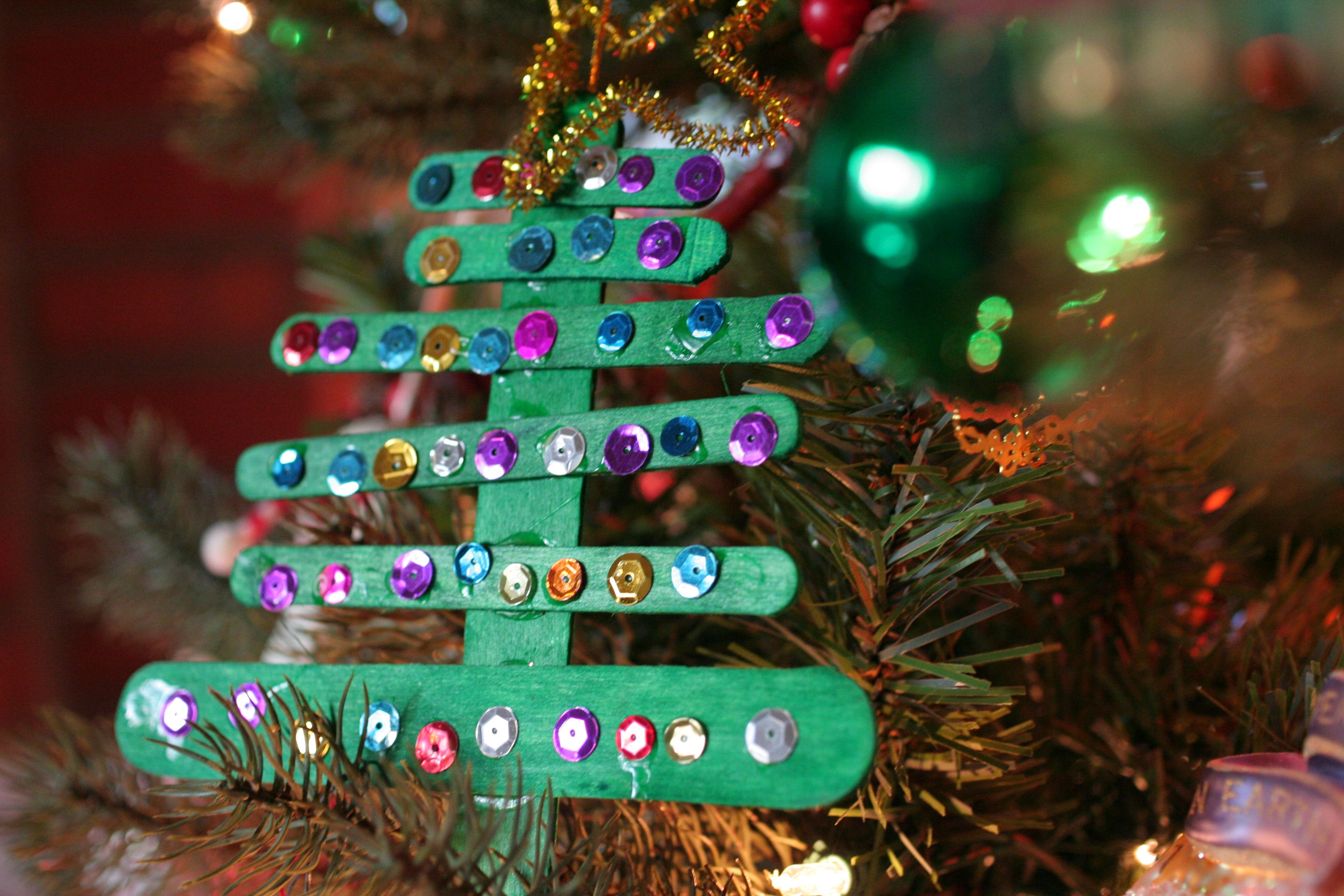 filehomemade christmas tree 6536398863jpg - Homemade Christmas Tree