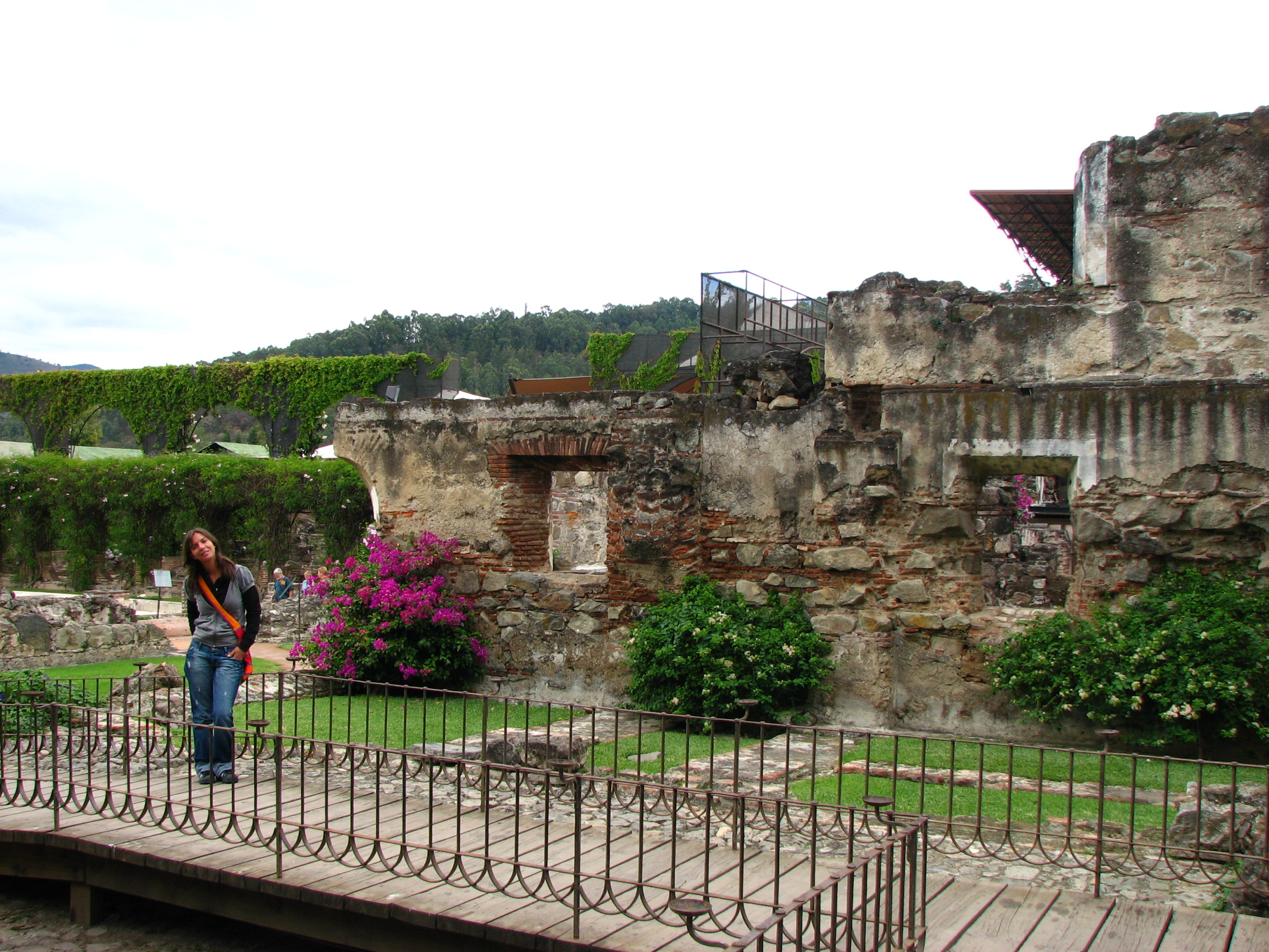 Hotel casa santo domingo hotel antigua guatemala guatemala for Casa jardin guatemala