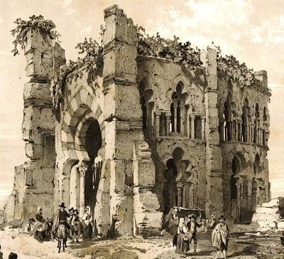 Iglesia Gotico Mudejar De Humanejos Wikipedia