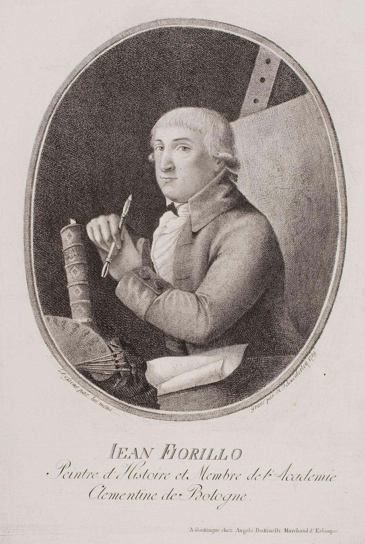 Johann Dominicus Fiorillo