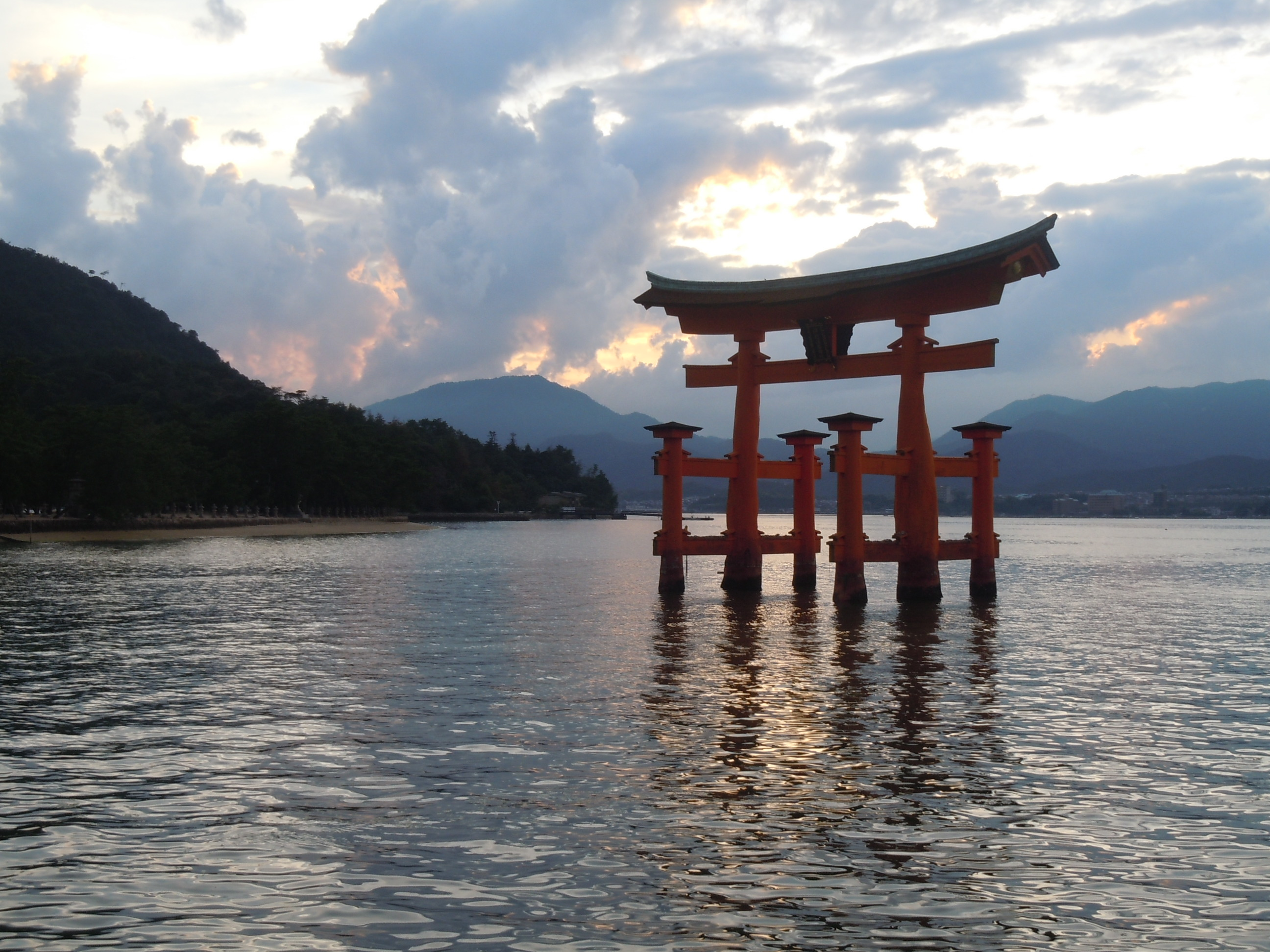 Image result for Itsukushima Shrine