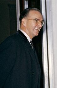 Clement Conger White House curator