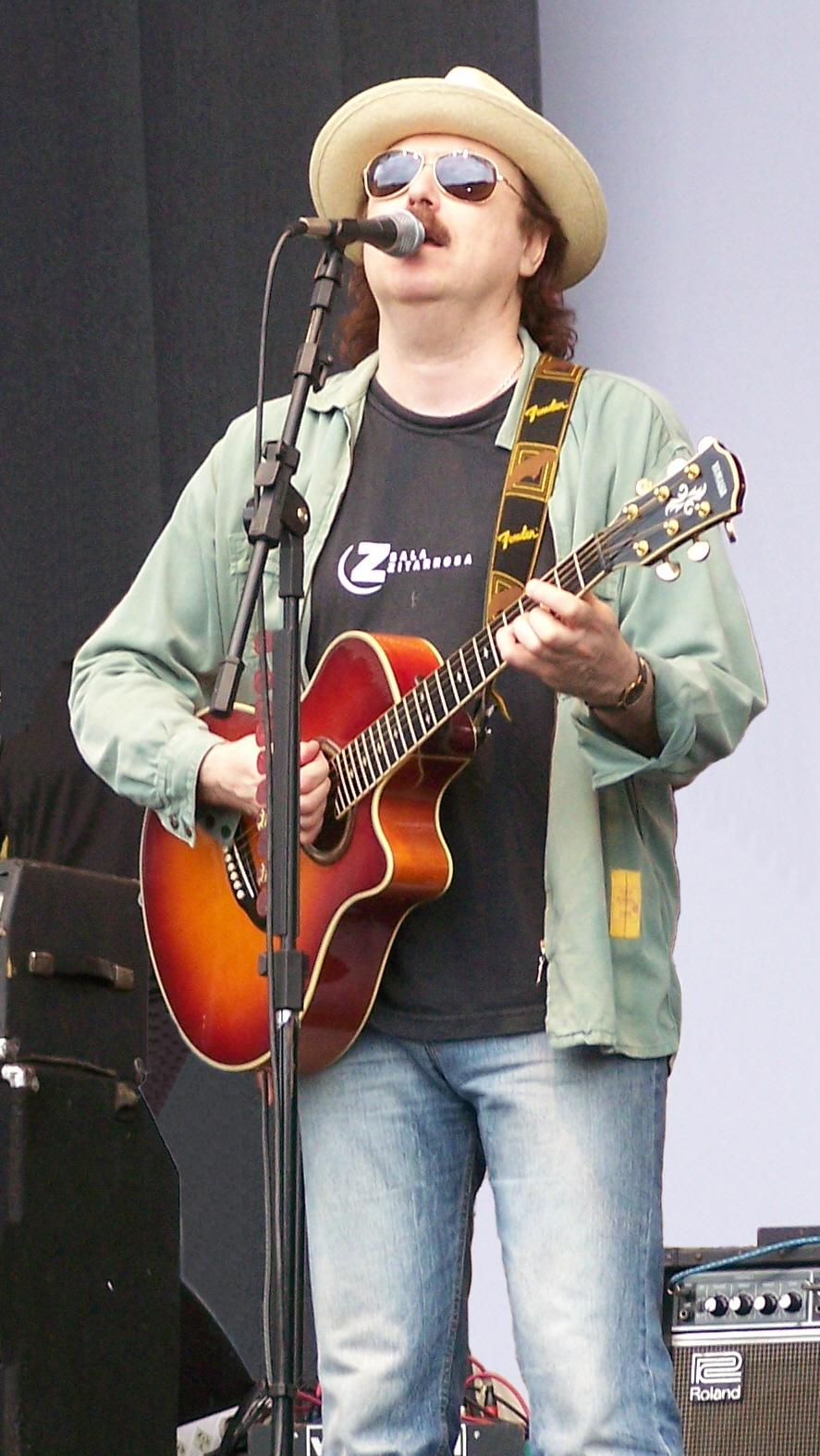 Jaime Roos en 2007.