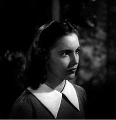 Joan Leslie in The Wagons Roll at Night trailer.jpg